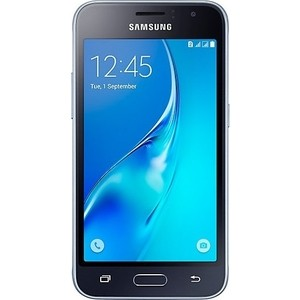 Смартфон Samsung Galaxy J1 2016 Black смартфон samsung galaxy j1 2016 black