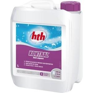 Препарат против водорослей HTH Альгицид 5л