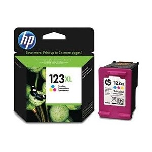 Картридж HP №123XL Tri-colour (F6V18AE) картридж hp 123xl f6v18ae