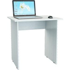 Письменный стол Мастер Милан-2П (белый) станок деревообрабатывающий мастер универсал 2500e 2 5квт эл блок