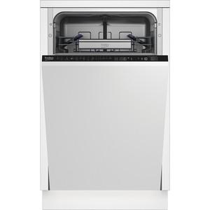 Встраиваемая посудомоечная машина Beko DIS 39020 посудомоечная машина beko dfn 29330x