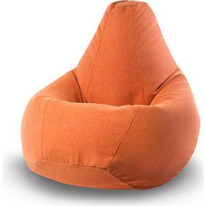 Кресло мешок Пуфофф Vella Orange XL