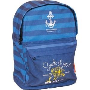 Рюкзак подростковый Gulliver Sponge Bob Губка Боб синий с голубым (S230051-T)