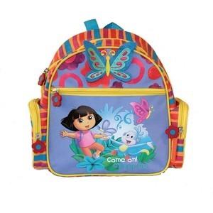 Рюкзак  детский Gulliver Даша - путешественница с объемной бабочкой (D230058-K)