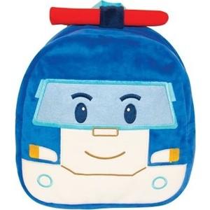Плюшевый рюкзак Gulliver Poli Robocar Поли (PR002BP)