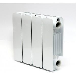 Радиатор отопления Roda алюминиевый 12 секций (GSR 42 20012) радиатор отопления алюминиевый halsen 350 80 12