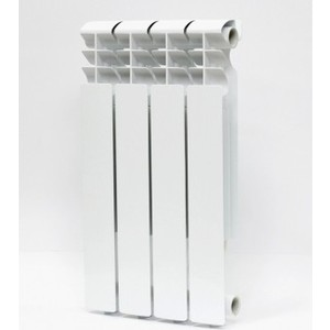 Радиатор отопления Roda алюминиевый 6 секций (GSR 37 50006) 28 6 37