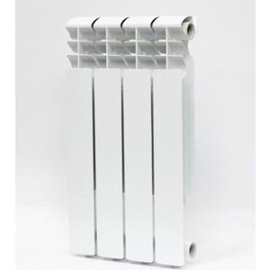 Радиатор отопления Roda алюминиевый 12 секций (GSR 37 50012) радиатор отопления алюминиевый halsen 350 80 12