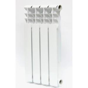 Радиатор отопления Roda алюминиевый 10 секций (GSR 57 50010) 2 10 8 10 1 6 50010