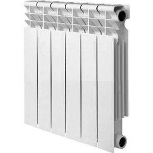 где купить Радиатор отопления Roda биметаллический 10 секций (GSR 44 35010) дешево
