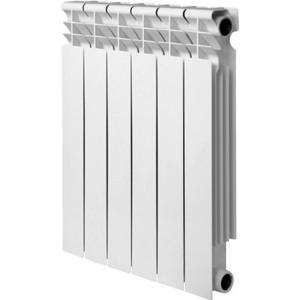 Радиатор отопления Roda биметаллический 10 секций (GSR 55 50010) 2 10 8 10 1 6 50010