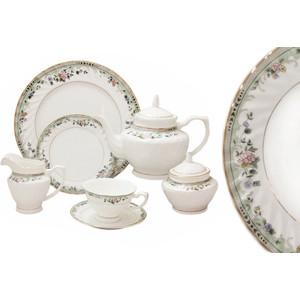 Чайный сервиз 40 предметов на 12 персон Emerald Джулия (E-112-D55/40-AL)