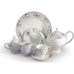 Чайный сервиз 40 предметов на 12 персон Emily Идилия (EM-11-21/40-AL)