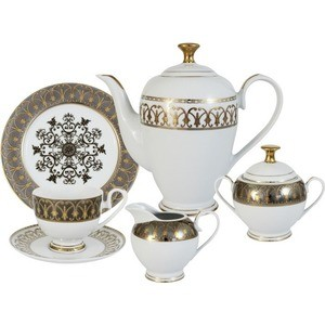 Чайный сервиз 23 предмета на 6 персон Midori Вдохновение (MI2-K1771-Y5/23-AL)