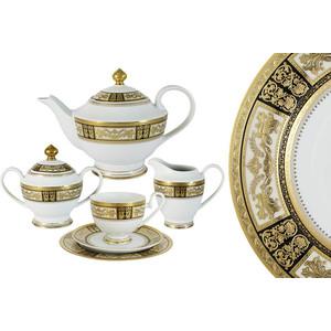 Чайный сервиз 23 предмета на 6 персон Midori Елизавета (MI2-K7703-Y7/23A-AL) чайный сервиз 23 предмета на 6 персон bavaria баден b 17005 23