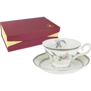 Чайный набор 12 предметов на 6 персон Emerald Сад цветов (E5-14-215/12-AL)