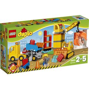 Конструктор Lego Большая стройплощадка (10813)