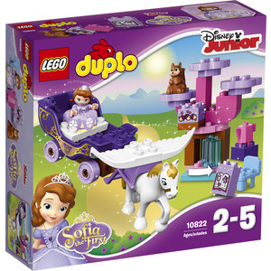 Конструктор Lego Волшебная карета Софии Прекрасной (10822)