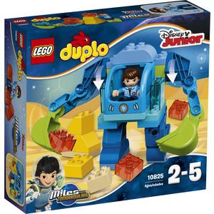 Конструктор Lego Экзокостюм Майлза (10825)