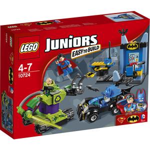 Конструктор Lego Бэтмен и Супермен против Лекса Лютора (10724)