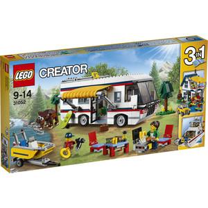 Конструктор Lego Кемпинг (31052)