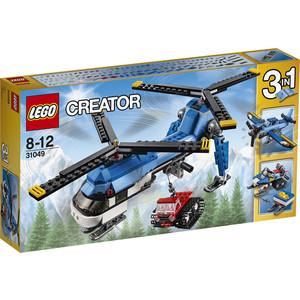 Конструктор Lego Двухвинтовой вертолёт (31049)