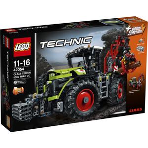 Конструктор Lego CLAAS XERION 5000 TRAC VC (42054)