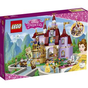 Конструктор Lego Заколдованный замок Белль (41067)