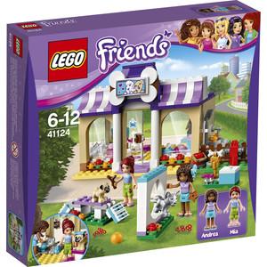 Lego Детский сад для щенков (41124) lego конструктор детский сад