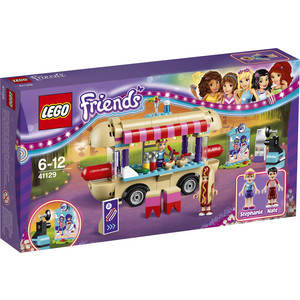 Конструктор Lego Парк развлечений: фургон с хот-догами (41129)