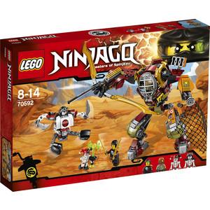 Конструктор Lego Робот-спасатель (70592) спасатель вечная война