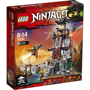 Конструктор Lego Осада маяка (70594)