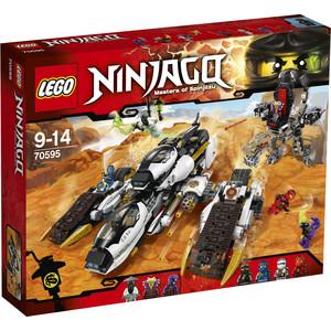 Конструктор Lego Внедорожник с суперсистемой маскировки (70595)