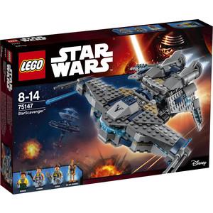 все цены на Конструктор Lego Star Wars Звездные войны Звёздный Мусорщик онлайн