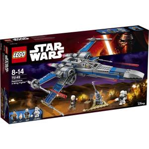 Конструктор Lego Star Wars Звездные войны Истребитель Сопротивления типа Икс чайник rondell premiere 2 4л полир нерж сталь со свистком