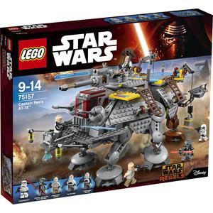 Конструктор Lego Шагающий штурмовой вездеход AT-TE капитана Рекса (75157)