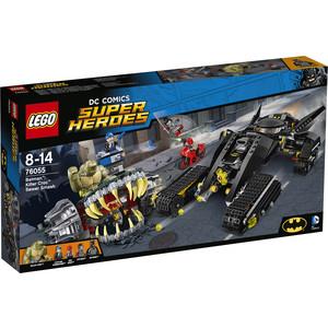 Конструктор Lego Бэтмен: Убийца Крок (76055) конструкторы lego lego super heroes бэтмен убийца крок 76055