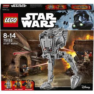 Конструктор Lego Star Wars Звездные войны Разведывательный транспортный шагоход AT-ST /  75153