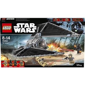 Конструктор Lego Star Wars Звездные войны Ударный истребитель СИД