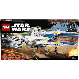 Конструктор Lego Star Wars Звездные войны Истребитель Повстанцев U-Wing