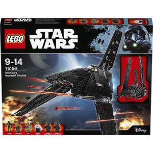 Lego Star Wars Звездные войны Имперский шаттл Кренника lego lego звездные войны микроистребитель имперский шаттл кренника