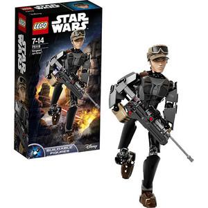 все цены на Конструктор Lego Star Wars Звездные войны Сержант Джин Эрсо онлайн