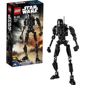 все цены на Конструктор Lego Star Wars Звездные войны K-2SO онлайн