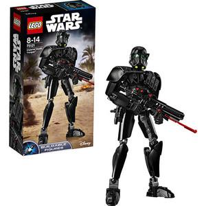 все цены на Конструктор Lego Star Wars Звездные войны Штурмовик Смерти онлайн