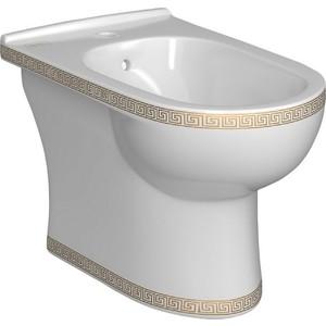 Биде Della Globus напольное Версаче золото (DE3114000018)