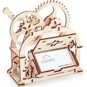 Конструктор 3D-пазл Ugears Механическая шкатулка (70001) цена