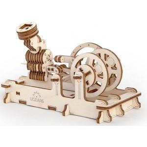 Конструктор 3D-пазл Ugears Пневматический двигатель (70009) конструктор 3d пазл ugears харди гарди 70030