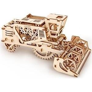 Конструктор 3D-пазл Ugears Комбайн (70010)