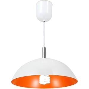 Подвесной светильник Lucia Tucci Palla 1090.1 Bianco настенный светильник lucia tucci aero w204 bianco led