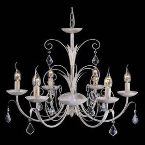 Подвесная люстра Crystal Lux Viola SP6 люстра crystal lux fontain sp6